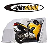 The Bike Shield - Struttura a garage/box protettivo per moto Standard (Medium)