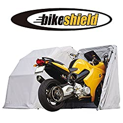 Motorrad Faltgarage - The Bike Shield