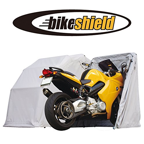 The Bike Shield Standard (Medium) Motorcycle Cover Shelter...