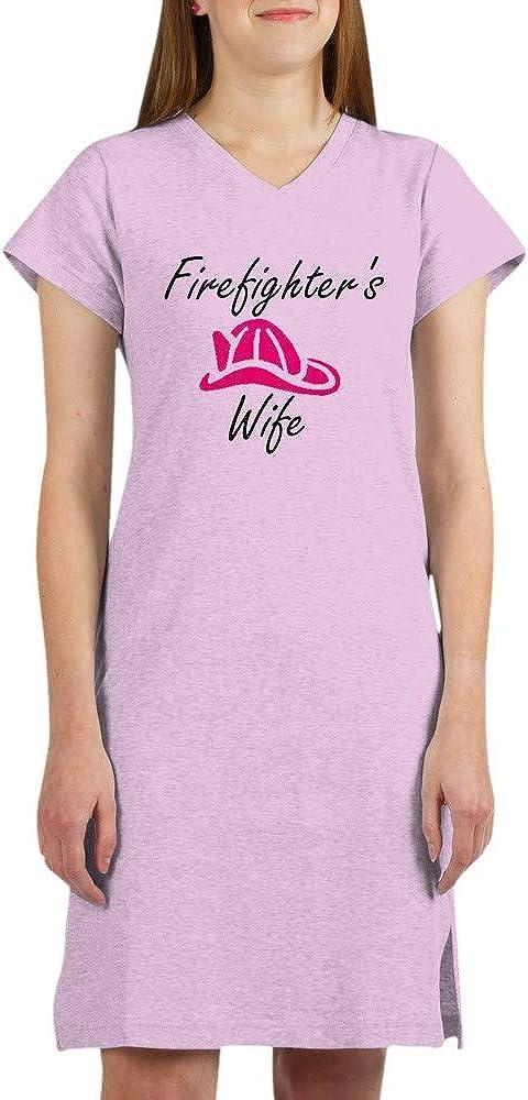 CafePress Ranking TOP2 Firefighter's shop Wife Women's Nightshirt