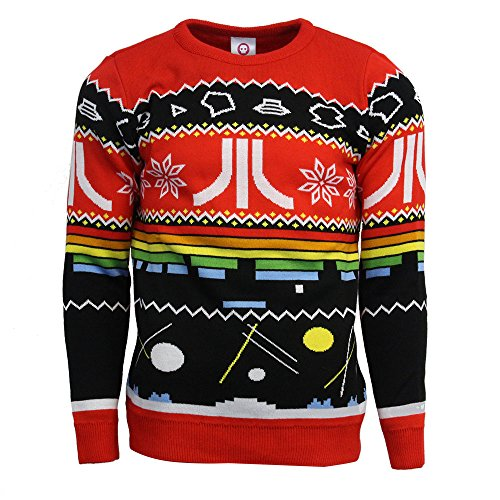Official Atari Christmas Jumper/Ugly Sweater - UK XS/US 2XS