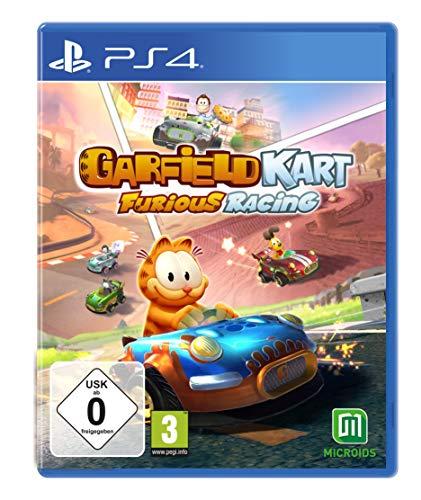 Garfield Kart Furious Racing - [PlayStation 4]