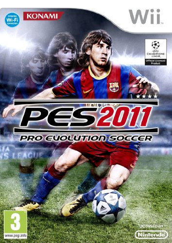 PES 2011 : Pro Evolution Soccer [import anglais]