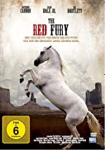 The Red Fury NON-USA FORMAT, PAL, Reg.0 Germany