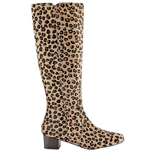 Exclusif Paris, Damen Stiefel & Stiefeletten, Mehrfarbig - Mehrfarbig - Größe: P36
