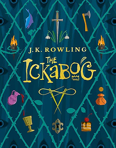 The Ickabog: A warm and witty fairy-tale adventure...