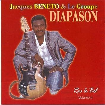 Ras le bol, vol. 4 (Jacques Beneto et le Groupe Diapason)