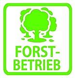 1A Style Sticker Forst Betrieb Aufkleber Jäger Tiere Motive Forst Schild Förster Aufkleber