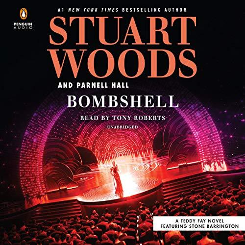 Bombshell: A Teddy Fay Novel, Book 4