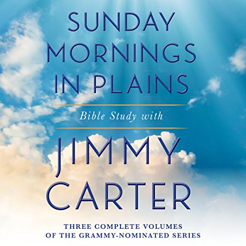 Sunday Mornings in Plains Collection audiobook cover art