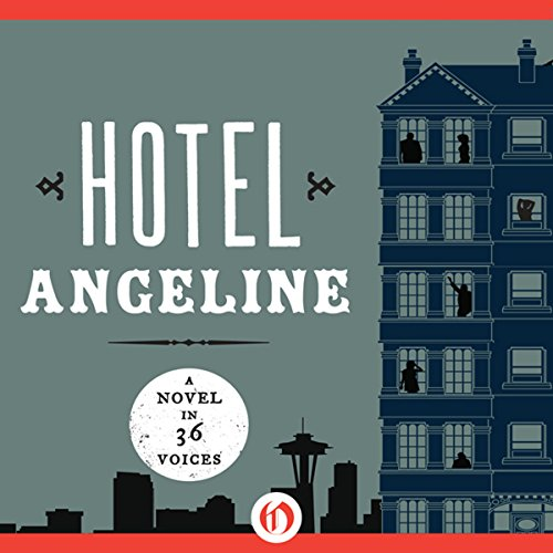 Hotel Angeline     A Novel in 36 Voices              By:                                                                                                                                 Erik Larson,                                                                                        Jamie Ford,                                                                                        Deb Caletti,                   and others                          Narrated by:                                                                                                                                 Pam Ward                      Length: 8 hrs and 44 mins     1 rating     Overall 5.0