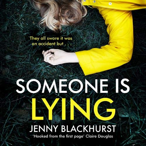 Couverture de Someone Is Lying