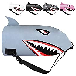 Shark drybag for kayaking, stand up paddle boarding, beach