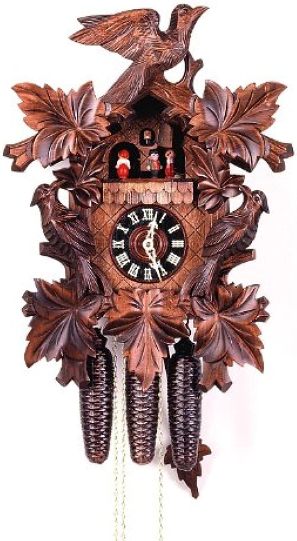 Isdd Cuckoo Clock–Uhr CUCú, Design 7follajes, 3Vgel