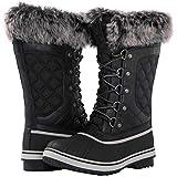 Kingshow Women's Globalwin Waterproof Winter Boots