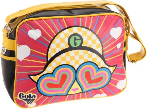 Gola Classics, Redford Ray, Borse a tracolla, Unisex Adulto, Multicolore, 36x27x12 cm