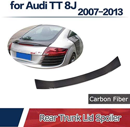 ZQTG passend für Audi TT 8J 2007-2013 Carbon Heckspoiler