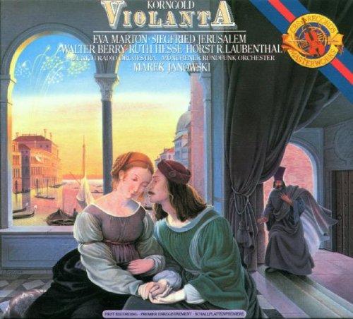 Korngold: Violanta (Gesamtaufnahme)