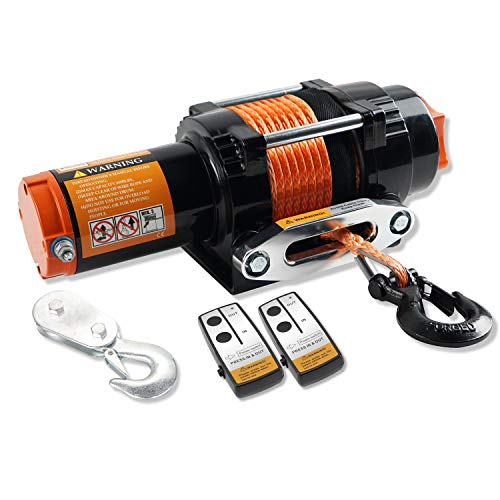 Waterproof Rope Winch Kit