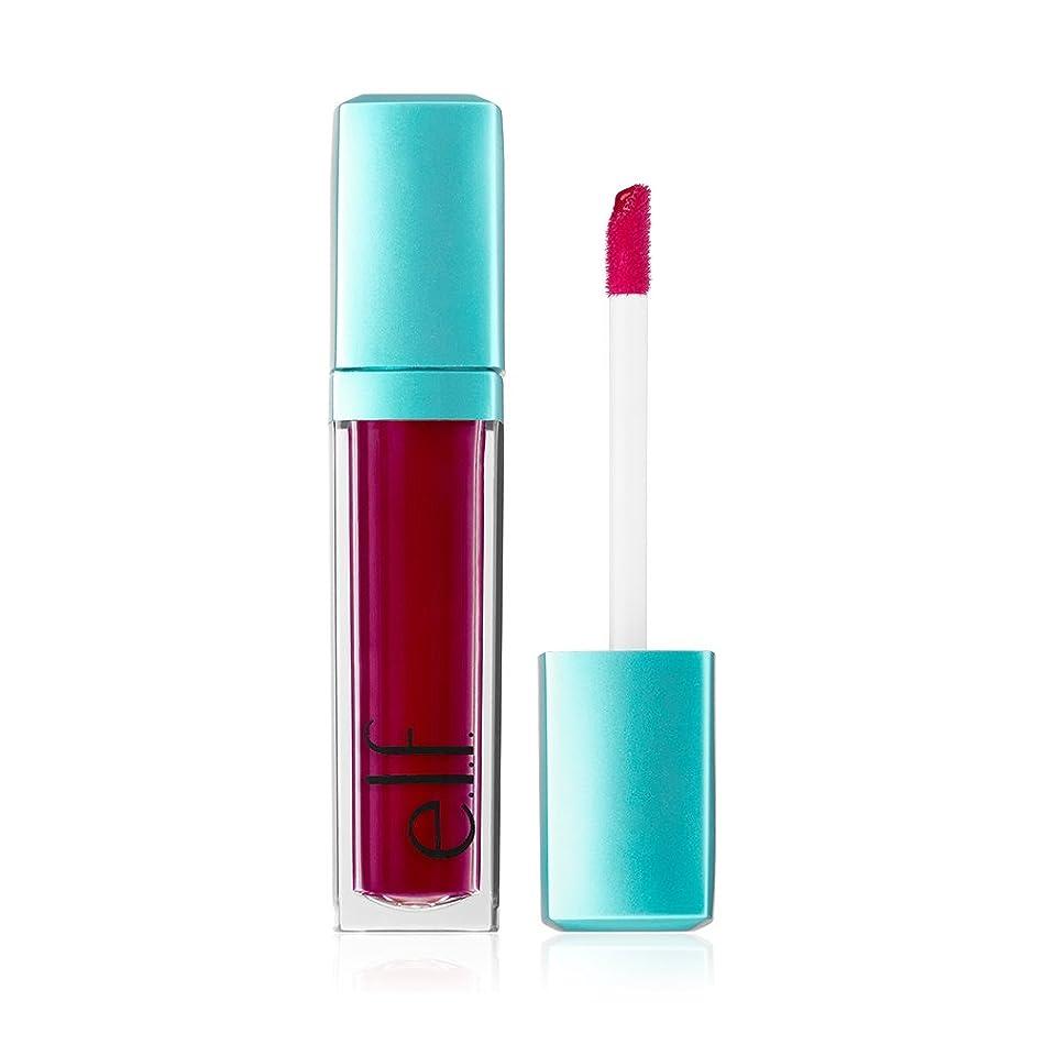 材料石炭重力(3 Pack) e.l.f. Aqua Beauty Radiant Gel Lip Stain - Dewy Berry (並行輸入品)