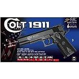 CyberGun - Pistola de bolas Colt Metal 1911 Match C0 2 0.500 julios venta prohibida a menores de 18 años
