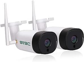 Outdoor WiFi Security Camera, SV3C Super HD 5Megapixels...