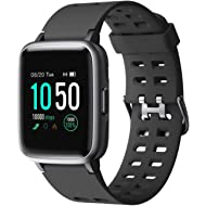 Smart Watch for Android iOS Phone 2019 Version IP68 Waterproof,YAMAY Fitness Tracker Watch with...