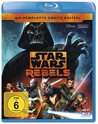 Star Wars Rebels-2. Staffel [Blu-Ray] [Import]