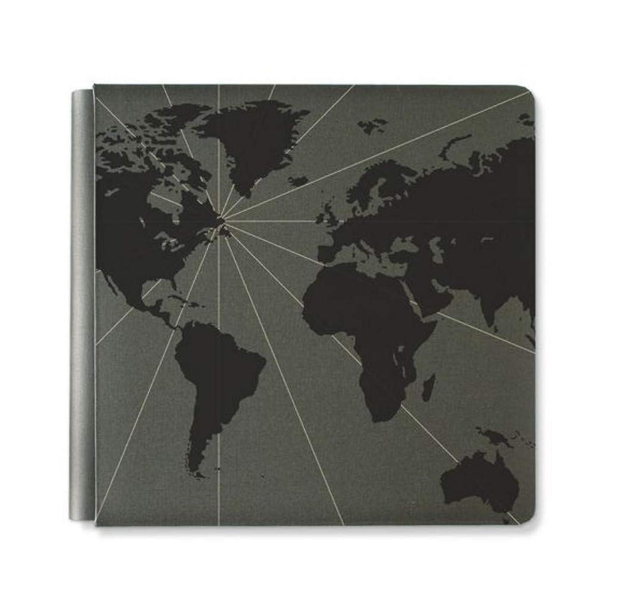 Creative Memories Black Forest Travel Log Album Scrapbook Cover 12x12 True Size