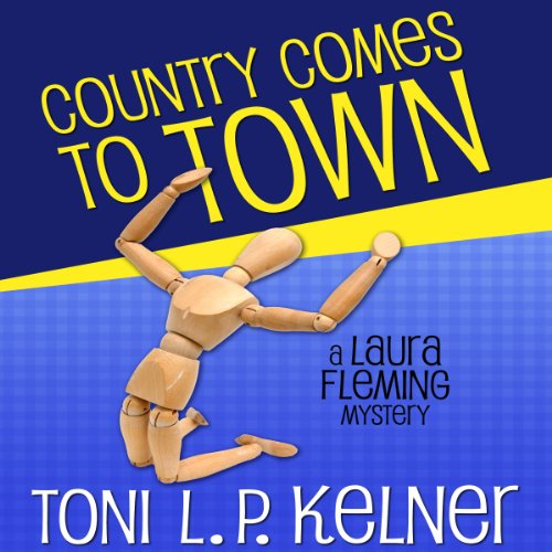 Country Comes to Town Audiobook By Toni L.P. Kelner cover art