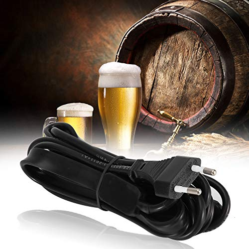 Cinturón calefactor, termómetro termómetro de barra de cerveza con termómetro de barra de cerveza para cinturón de calor para vino