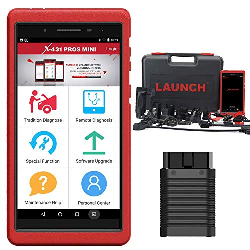 Buy Bargain LAUNCH X431 PROS Mini Scanner Bi-Directional Full System Automotive Diagnostic Scan Tool...
