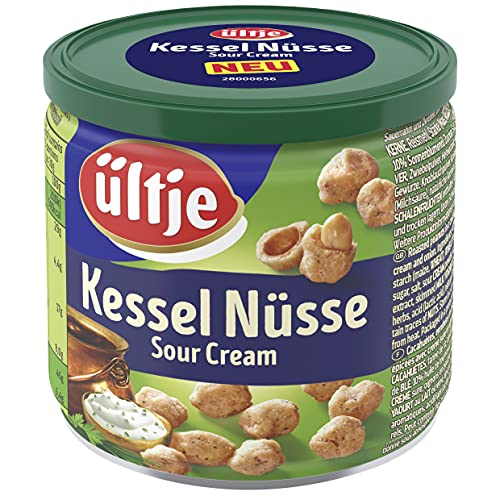 ültje Kessel Nüsse, Sour Cream, Dose 150g