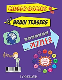 Music Games, Brain Teasers and Puzzles