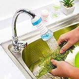 HETASH PVC 360 Degree Painted Rotation Water Filter Tap