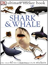 Ultimate Sticker Book: Shark and Whale