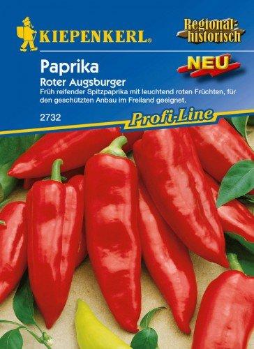 Paprika Roter Augsburger