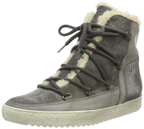 Paul Green Damen Ankle Boots Hohe Sneaker, Grau (Stone), 38.5 EU