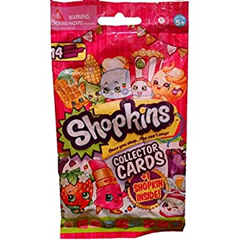 Shopkins Blind Bag..14 Collectors Cards with | Shopkin.Toys - Image 1