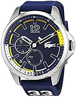 Lacoste Casual Watch For Men Analog Silicone - 2010897