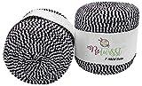 ReTwisst 2 ovillos de hilo textil (aprox. 1600 – 1800 gramos), hilo para camiseta,...