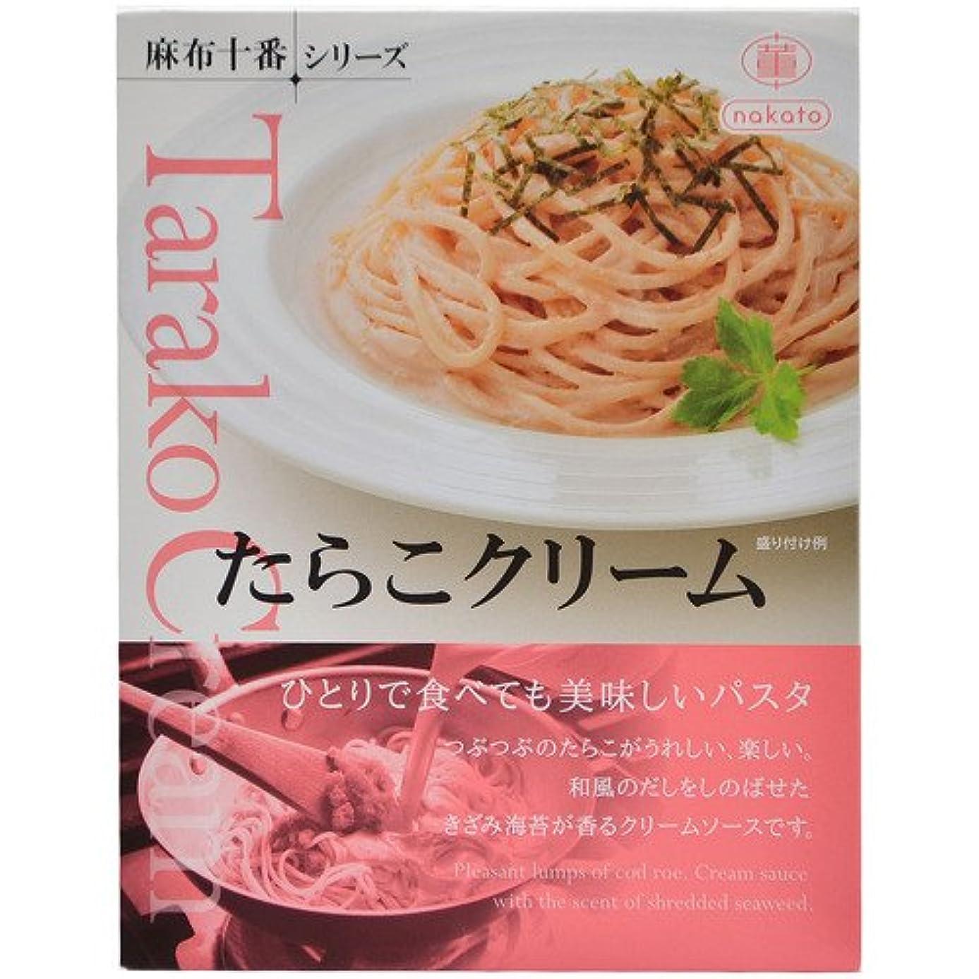 面白いミス理想的nakato麻布十番シリーズ たらこクリーム 110g