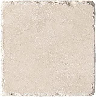 Botticino, Burdur Beige Tumbled Marble 1 SQFT (6x6 TILE)