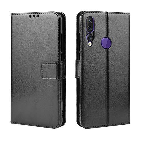 Custodia® Flip Brieftasche Hülle für Lenovo Z5s(Muster 3)