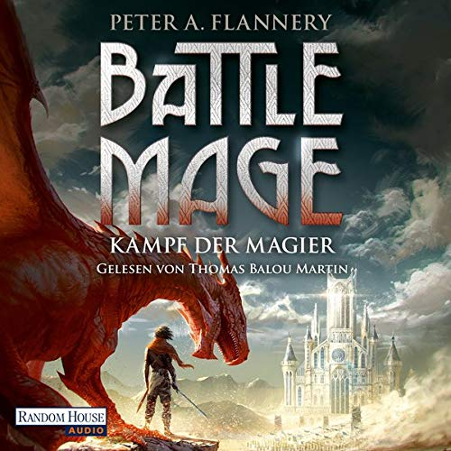 Battle Mage (German Version) cover art
