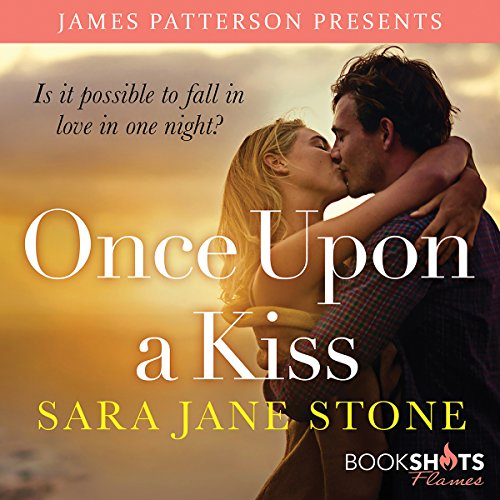 Once Upon a Kiss audiobook cover art