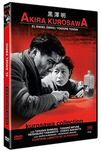Angel Ebrio - Akira Kurosawa [DVD]