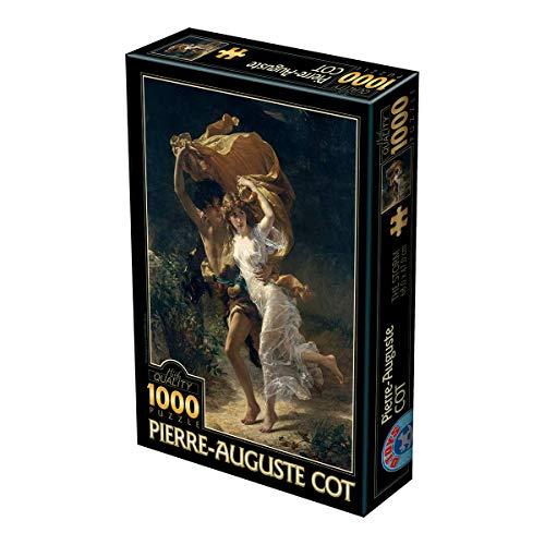 D Toys 2Puzzle 1000Pierre Augustus Cot