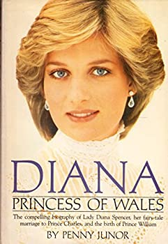 Diana, Princess of Wales 0385190077 Book Cover