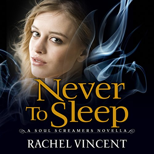 Never to Sleep audiobook cover art